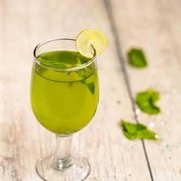 Lemon Mint Mocktail
